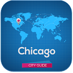 Chicago Guide Map & Hotels APK Image