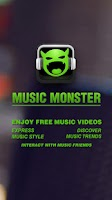 Screenshot of Free Music Monster for Youtube