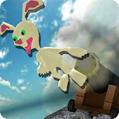 APK Game Angry Bunny Jumper 3D for iOS