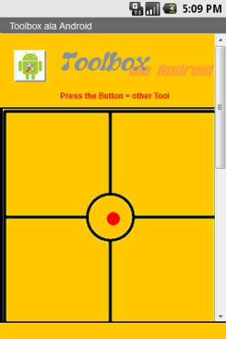 Toolbox ala Android