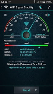 WiFi Overview 360 Pro- screenshot thumbnail