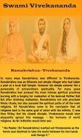 Screenshot of Biography of Swami Vivekananda