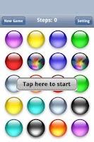 Screenshot of Crystal Memory