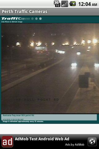 Perth Traffic Cameras