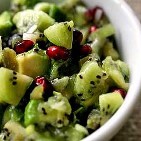 10 Best Avocado Kiwi Salsa Recipes | Yummly