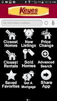 Screenshot of Keyes Real Estate