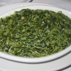 Ruth's Chris Steak House Creamed Spinach