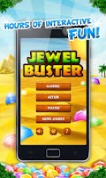 Screenshot of Jewel Buster Free