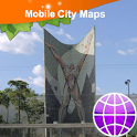 San Salvador Street Map icon