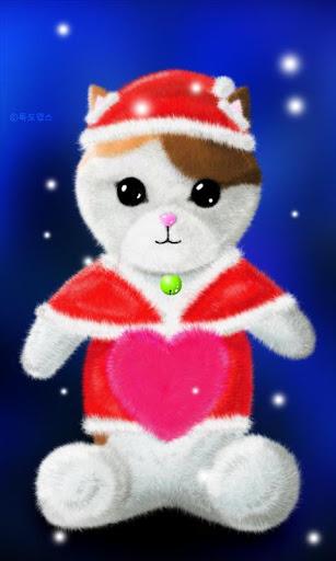 儿童聖誕節 娃娃 (月神)