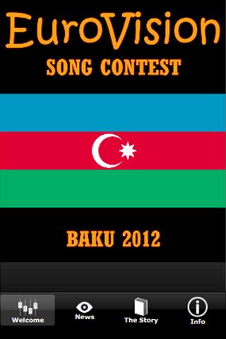 Eurovision Song Contest BAKU