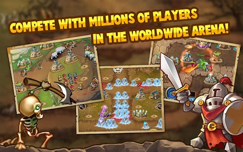 Castle Defense APK for Bluestacks