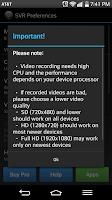Screenshot of Secret Video Recorder 2