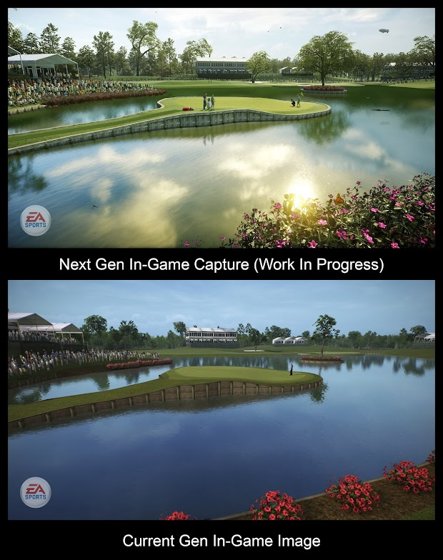 EA Sports and Tiger Woods part company