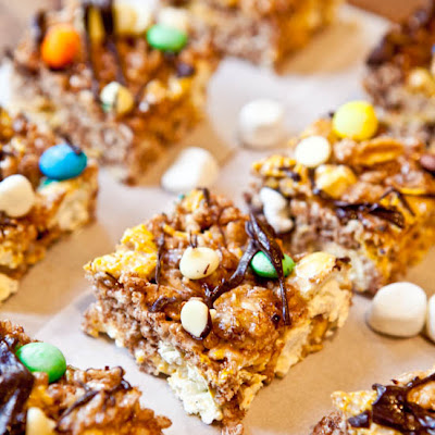 Browned Butter Rice Krispies Treats