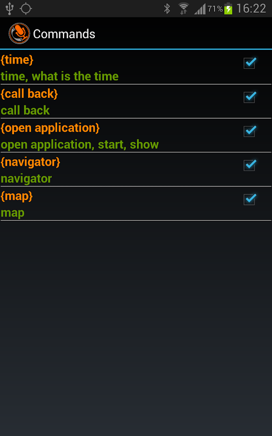 VoiceButton Screenshot 6