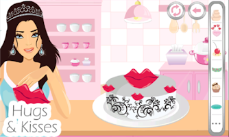 Screenshot of Princess Cakes