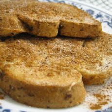 Cinnamonlicious French Toast (Hungry Girl ) 3 Ww Points!
