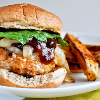 Grilled Ground Chicken Burgers Recipes