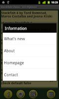 Screenshot of Stockfish Chess