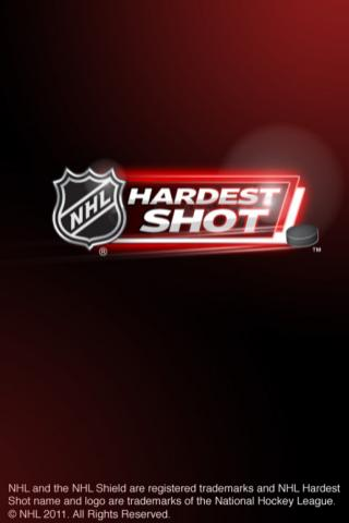 NHL Hardest Shot™