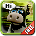 Talking Cow icon