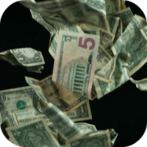Dollars Video Live Wallpaper