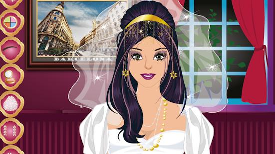 Игры для девочек макияж на свадьбу бесплатно