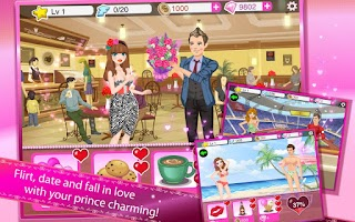 Screenshot of Star Girl: Halloween