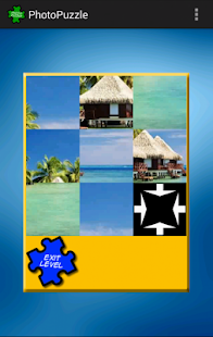 Photopuzzle - screenshot