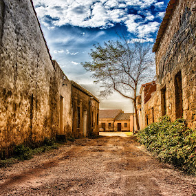 by Antonello Madau - City,  Street & Park  Street Scenes