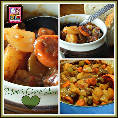 Mom's Oven Stew