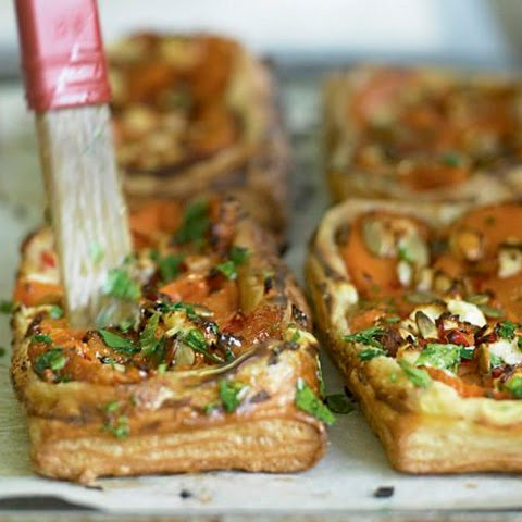 Sweet Potato Galettes From 'Ottolenghi'