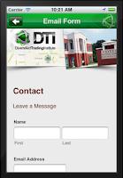 Screenshot of DTI Trader