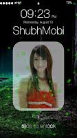 Screenshot of My Name Lock Screen 2