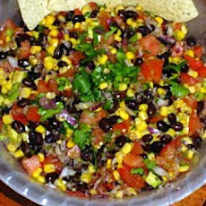 Chili Pepper Bean Salsa