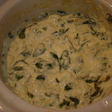 Houston's Chicago-Style Hot Artichoke Dip
