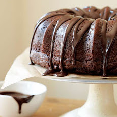 Chocolate Sour Cream Bundt Cake Recipe
