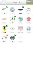 Screenshot of Logo Quiz - Cars