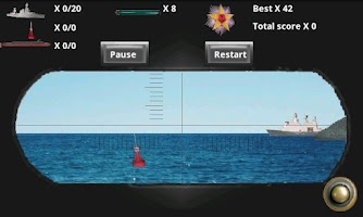 Screenshot of Sea Hunter