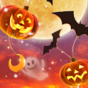 Happy Halloween LWP icon