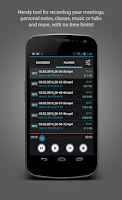 Screenshot of Sound Recorder
