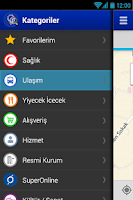 Screenshot of Turkcell En Yakin