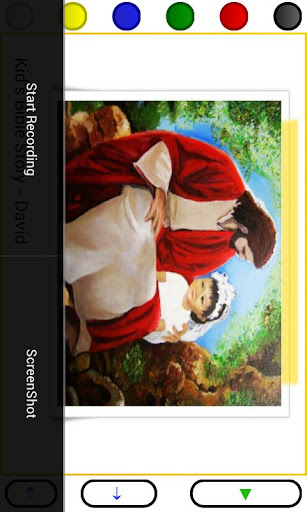 Kid's Bible Story - Abraham