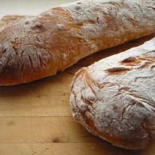 Pane Veloce - Quick Crusty Bread