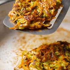 Mini Carrot & Courgette Rostis
