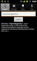 Screenshot of Quick Dictionary