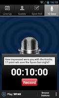 Screenshot of Audio Roadshow
