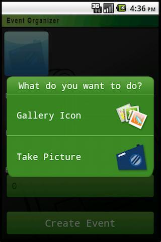 【免費生產應用App】Event Organizer-APP點子