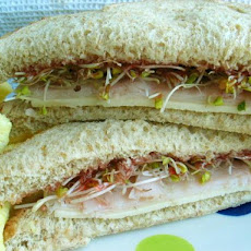Easy Crunchy Healthy Sandwich